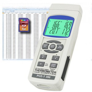 Thermometer digital PCE-T 390