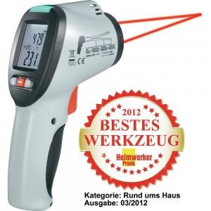 Temperaturmesser VOLTCRAFT IR-SCAN-350RH Infrarot-Thermometer bestes Werkzeug